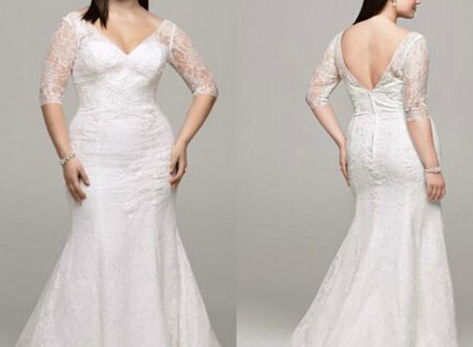 114219d4c6 Gyönyörű esküvői ruhák nőies menyasszonyoknak - BestPhoto4U